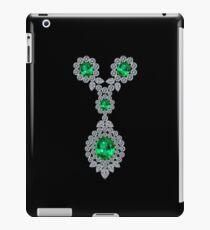 Four Emeralds iPad Case/Skin