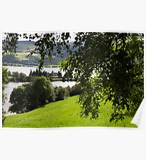 'Norway Landcape' Poster