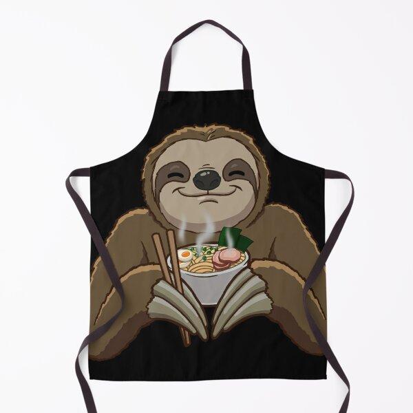 Sloth Ramen Apron