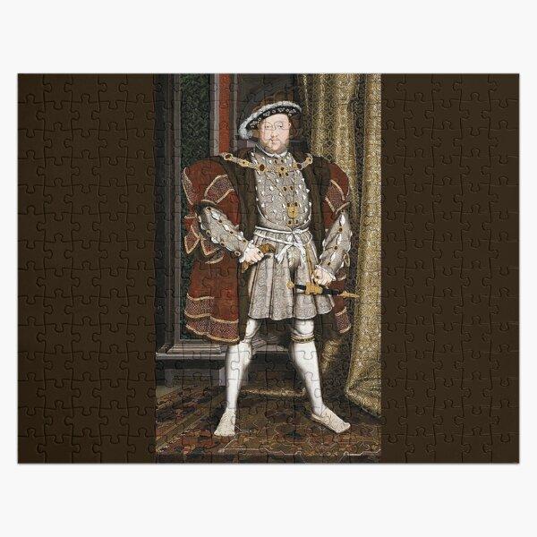 Enrique VIII. REY de Inglaterra. Puzzle