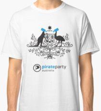 Pirate Party Australia: Australian Surveillance Shirt Classic T-Shirt