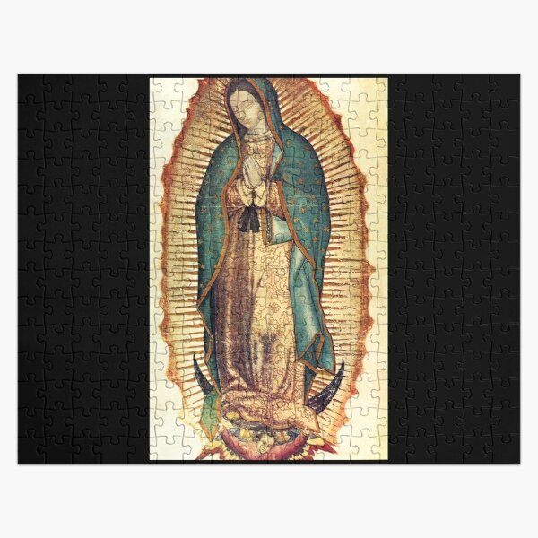 Our Lady of Guadalupe. Virgin Mary. Jigsaw Puzzle