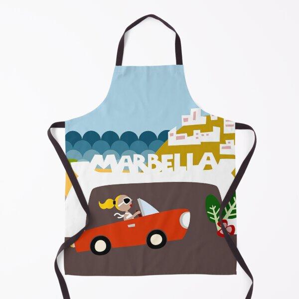Me Encanta Marbella - I Love Marbella Apron