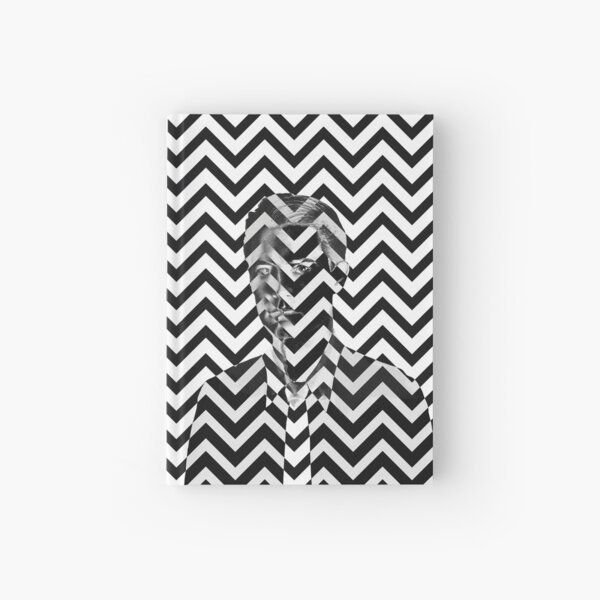 Agent Cooper Hardcover Journal