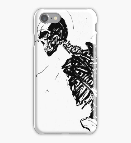 How Happy The Waking iPhone Case/Skin