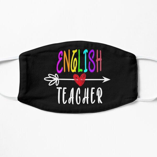 english teacher Mask