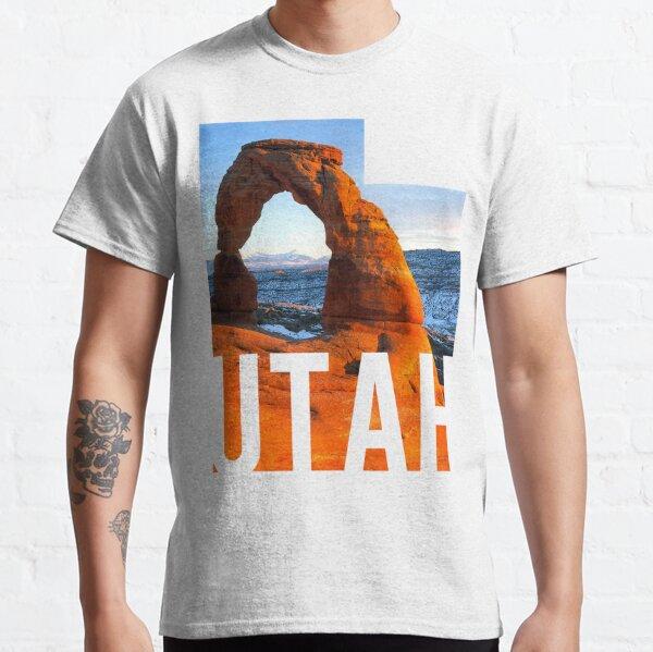 Utah - Arches Classic T-Shirt
