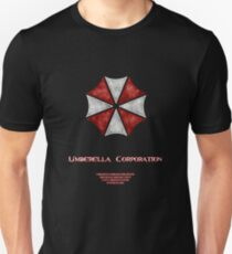 Umberella Corporations Resident Evil T-Shirt Unisex T-Shirt