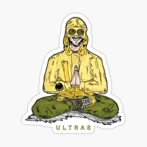 ultras occasionnels Sticker