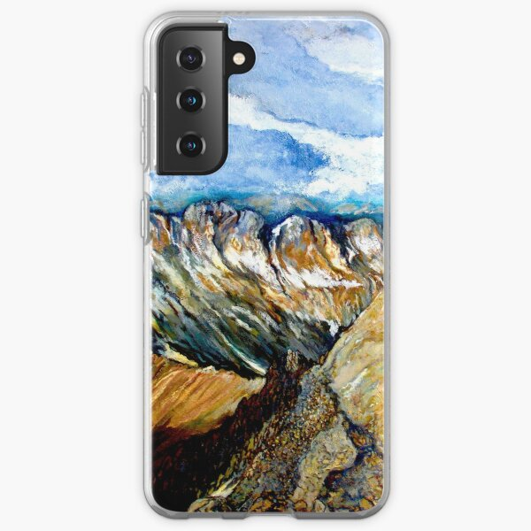 Mount Sneffels Samsung Galaxy Soft Case