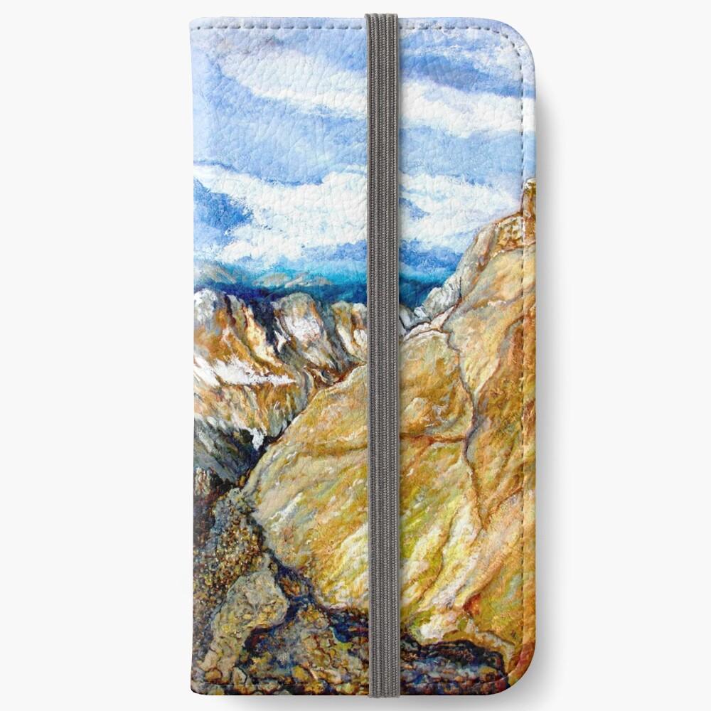 Mount Sneffels iPhone Wallet