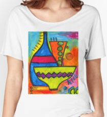 Pottery Women's Relaxed Fit T-Shirt