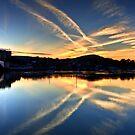 Conwy Bay by Roddy Atkinson