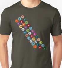 Merit badge sash Unisex T-Shirt