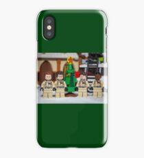 Small Tree GhostBusters iPhone Case