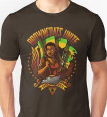 BROWNCOATS UNITE Unisex T-Shirt