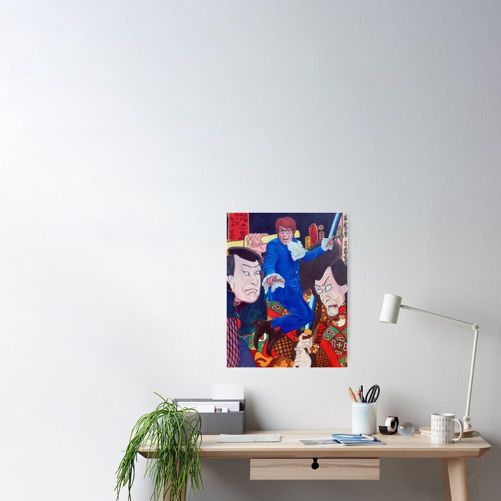 Mojo Baby Poster