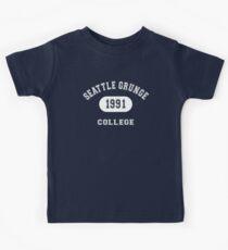 Grunge College Kids Clothes