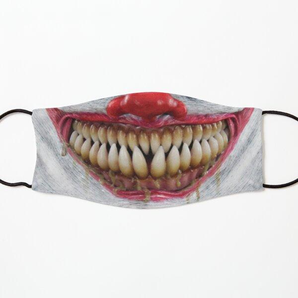 scary clown face mask Kids Mask