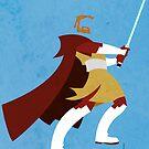 Obi-Wan by jehuty23