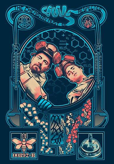 Breaking Nouveau by Ryleh-Mason