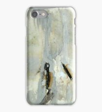 Broken matchstick iPhone Case/Skin