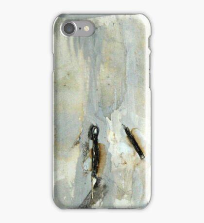Broken matchstick iPhone Case/Skin