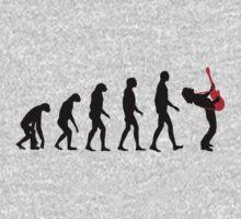Rock Evolution | Unisex T-Shirt