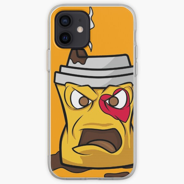 Angry Cafecito iPhone Soft Case