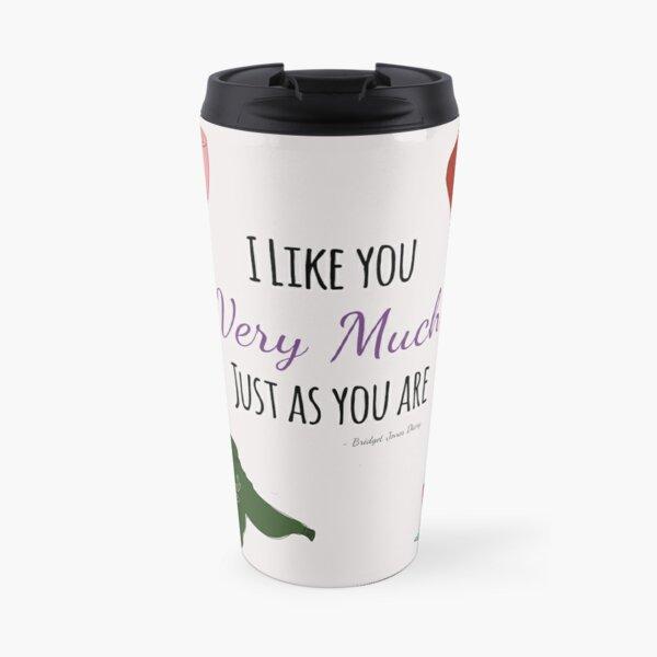 Bridget Jones Diary - Quotes Travel Mug