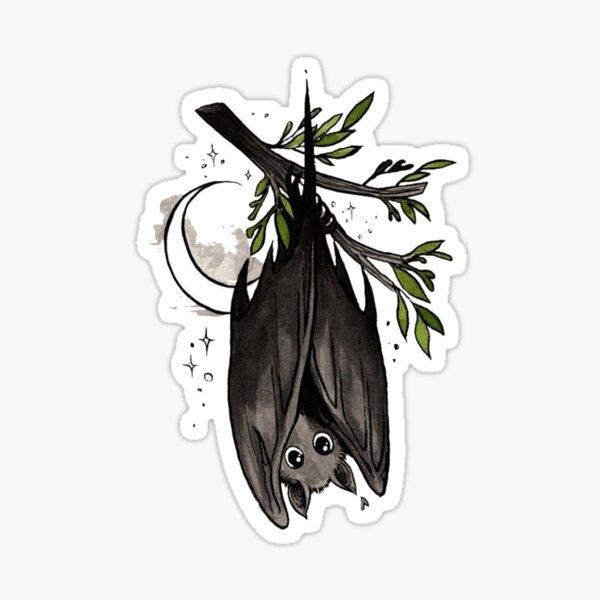 Batzilla Art Sticker