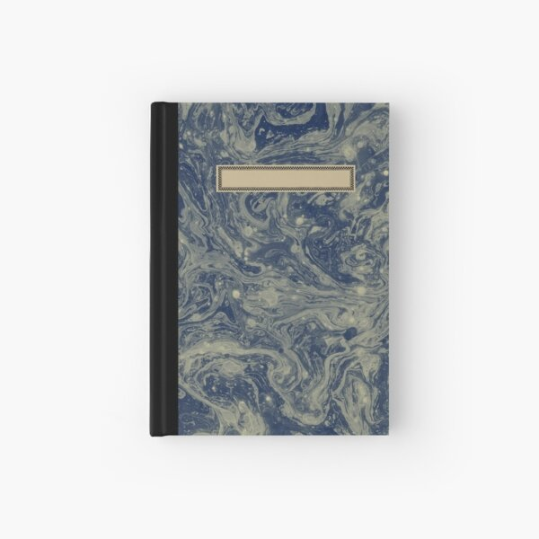 Marbled Journal Hardcover Journal