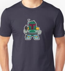 Mitesized Fett T-Shirt