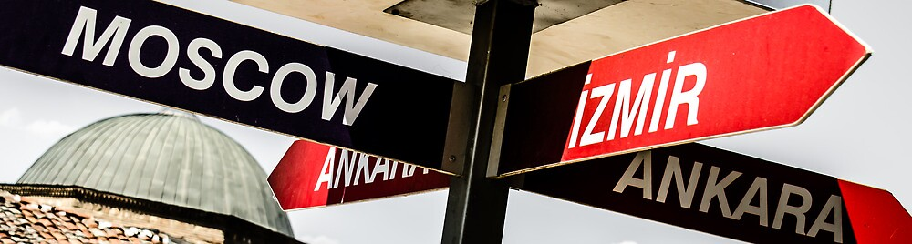 The Signpost by Sotiris Filippou