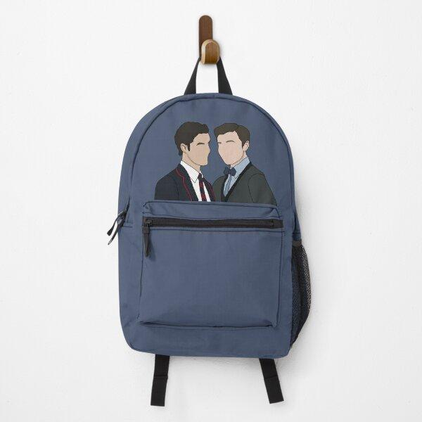 Klaine Season 2  Backpack