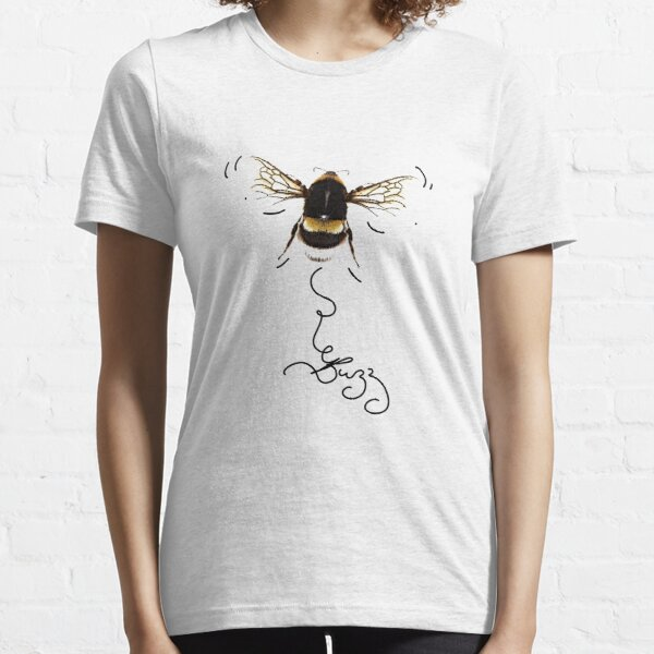 Buzzy busy bumble bee  Essential T-Shirt