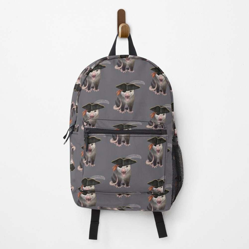 Pirate Possum Backpack