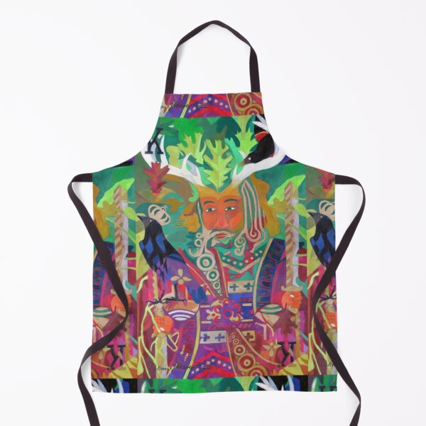 The King of Oaks Apron