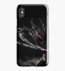 Daedric Warrior iPhone Case