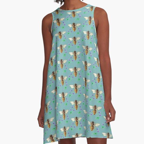 Honey A-Line Dress