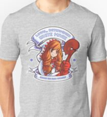 Loyal, Determined White Mage Unisex T-Shirt