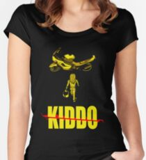 Kiddo Women's Fitted Scoop T-Shirt