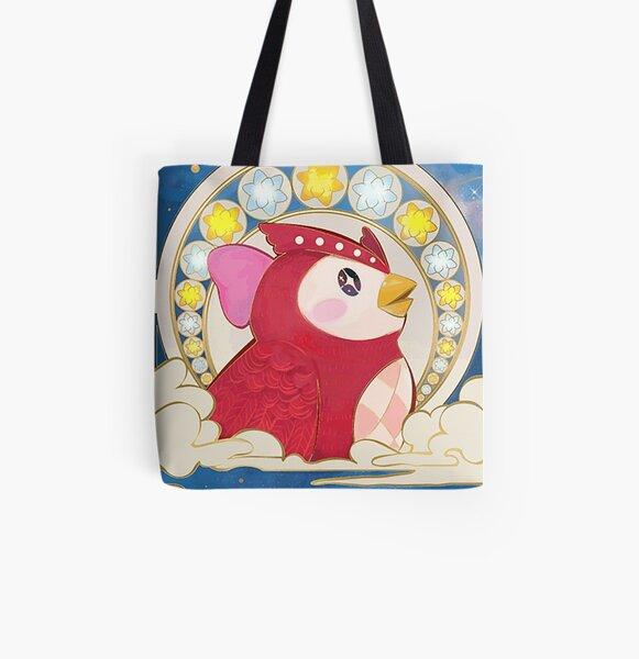 Celeste Astrology - Animal Crossing Inspired Artwork ( Tarot ) All Over Print Tote Bag