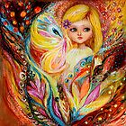 My little fairy Amber by Elena Kotliarker