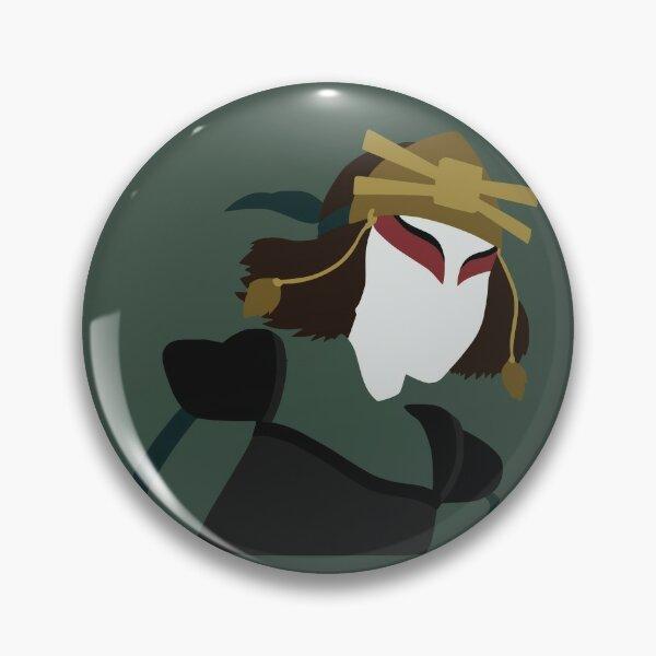 Avatar The Last Airbender Minimalist Suki Pin