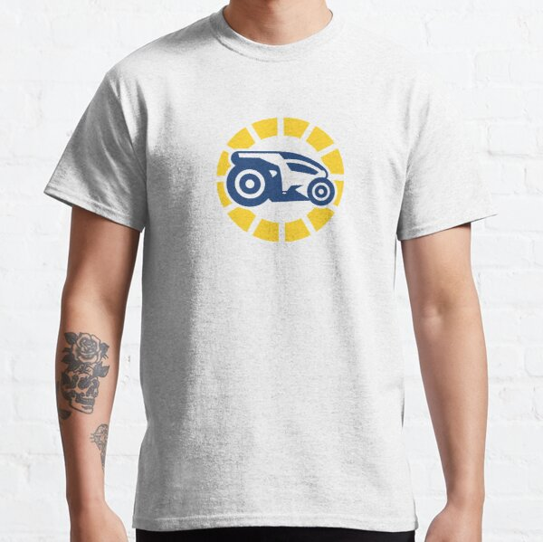 Armagetron (aka Retrocycles) ZONE in Blue & Gold Classic T-Shirt