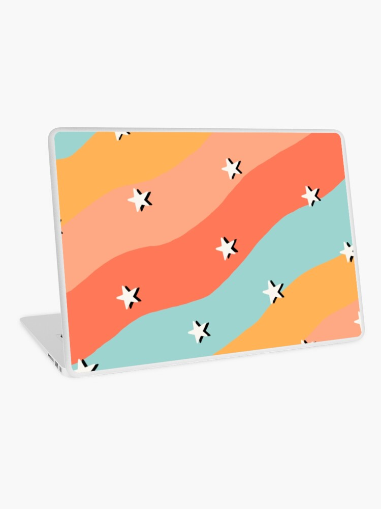 Aesthetic Wallpaper Design Laptop Skin By Averystraumann Redbubble