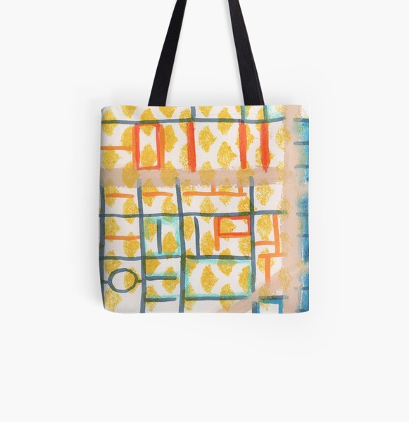 Pilsen All Over Print Tote Bag