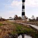 Bodie Island Lighthouse by HeatherMScholl