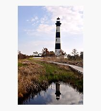 Bodie Island Lighthouse Photographic Print